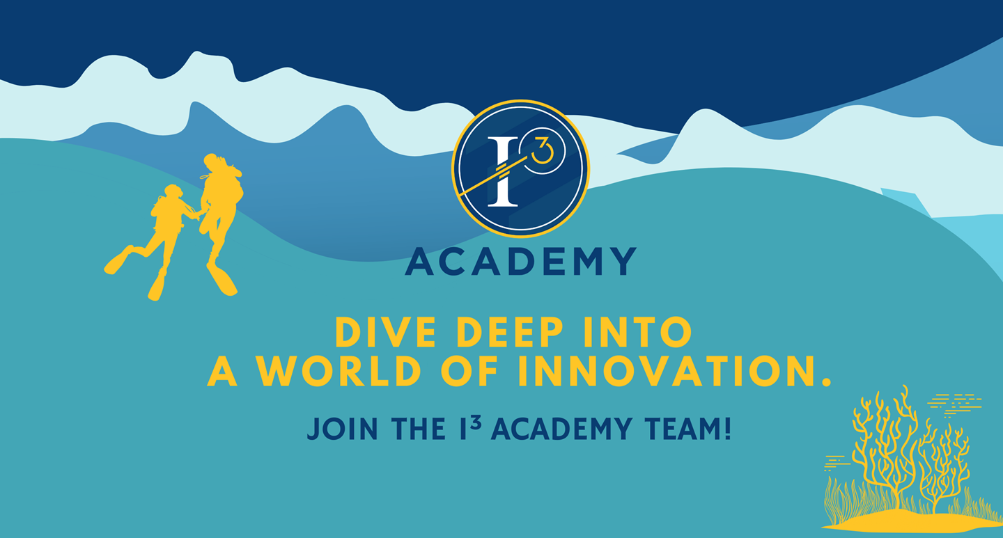 Join the i3 Academy Team